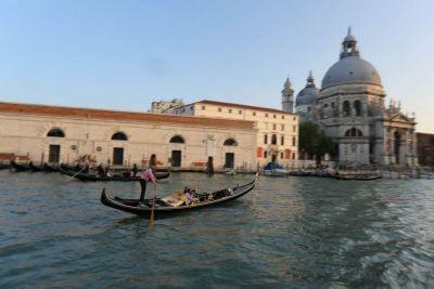 Itálie ze sedla kola